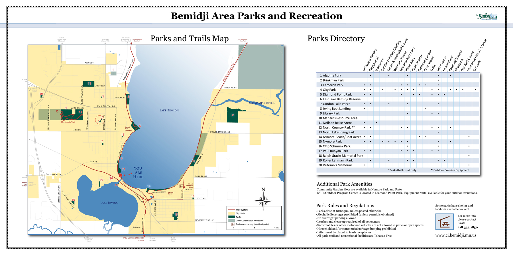 Find Your Next Adventure Biking Bemidji